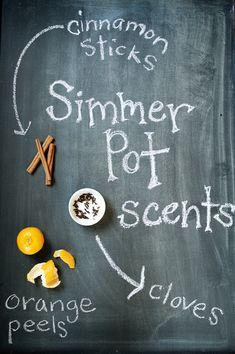 Simmer Pot Scents