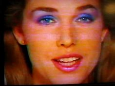 Eyeshadow commercial from 1983.  Totally RAD!