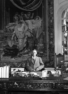William Dodd, US Ambassador to Nazi Germany
