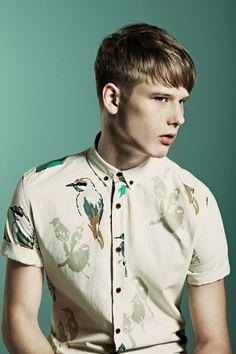 bird paintings, bird fashion menswear, fashion prints, men outfits, bird prints, men fashion, men clothes, male model, birds