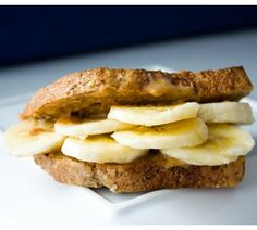 Healthy Breakfast Sandwiches on Pinterest | Healthy ...
