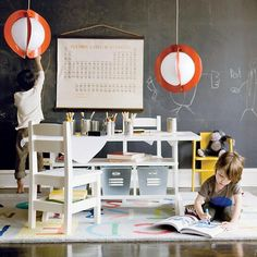 Kids Wooden Elementary Play Table in Play Tables  Chairs | The Land of Nod
