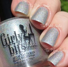 Girly Bits What Really Happened In Vegas Collection Swatches  Accidental PPV