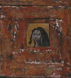 Artist Ras Ishi - He is an antennae to the human condition and to the pulse of the Caribbean.