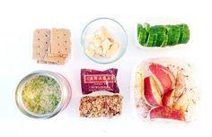 Five Healthy Lunchbox Ideas