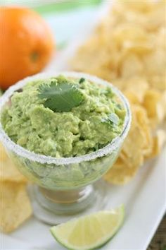 Margarita Guacamole + Cinco De Mayo Recipes