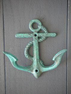 Anchor Hook - Cast Iron