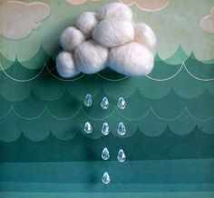 homemade rain