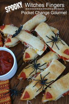 Fun Halloween Food I