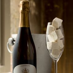 Champagne Marshmallows
