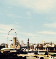 London been here and want to go back