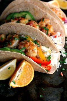 Phase 2: Phase 1 if you put in a bowl and eat as a salad instead of on a corn tortilla. Rosemary Citrus Shrimp Tacos