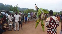 Stilt man, West Africa - African Trails #africatours #africatravel
