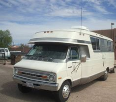 Classic Motorhomes on Pinterest | Motorhome, Campers and ...