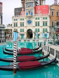 ✯ Venetian Resort Las Vegas And Grand Canal Replica Las Vegas