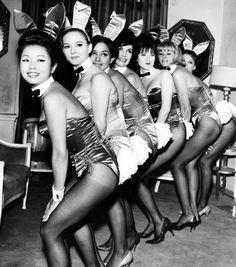 Playboy Bunnies 1960's era