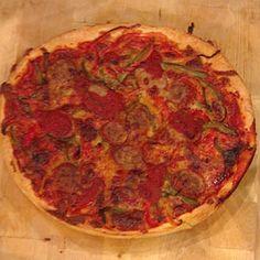 Spike's Pizza #pizza #whatsfordinner