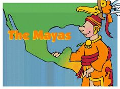The Maya Empire for Kids