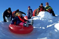 Every Wisconsin Child should have the opportunity to play, snowshoe, ski, snowboard, or sled in the snow