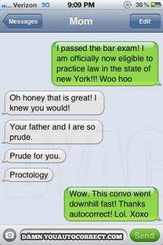 Autocorrects
