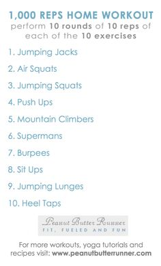 This Week's Workouts (They Made Me Sore!)