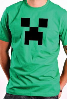 CREEPER from Minecraft. Easy DIY