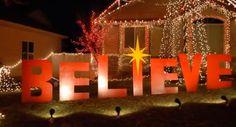 Must watch: Konner's Christmas Lights video. Bring Kleenex.