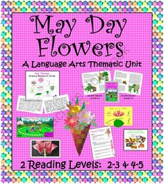 May Day Flowers from