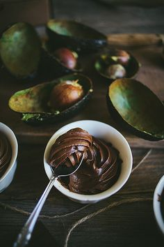 Chocolate Avocado Mousse | Adventures in Cooking