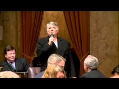 Washington State Rep. Maureen Walsh went viral last week with a floor speech as the legislature considered a bill making gay marriage legal. This is a heartfelt, no-script speech that's moving and effective. Find out what you can learn from it by clicking through to The Eloquent Woman's Famous Speech Friday post.