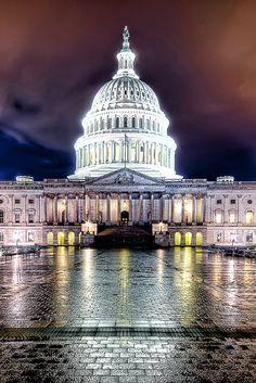 The Capitol Building, Washington, D.C.