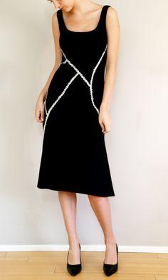 ALEXANDER MCQUEEN DRESS @Michelle Coleman-HERS