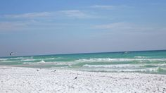 Miramar Beach, Florida - the beaches of South Walton are GORGEOUS!