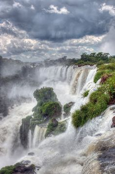 Iguazu Falls Argentina. The most magical place on Earth