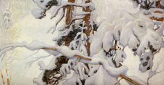 Winter  Akseli Gallen-Kallela