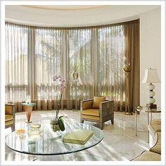 Divine curtains on pinterest italian garden white studio apartment and curtains - Crest home design curtains ...