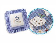 Think Snow Free Cross Stitch Pattern