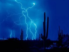 lightning storms are scary awesome