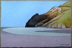te henga, favourit art, henga lagoon, don binney, lagoon 2011, zealand aotearoa, nz artist