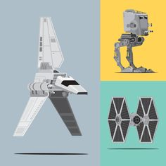 Star Wars Vehicles P