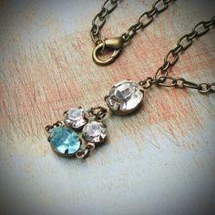 $35.00 #Vintage #bride #wedding #Handmade #Jewelry #Shopping #gift #style #fashion @rewelliott #brigteam