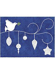 New Quilt Patterns - Peace On Earth Wall Hanging Pattern