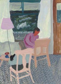 Milton Avery, Indoor Sketcher