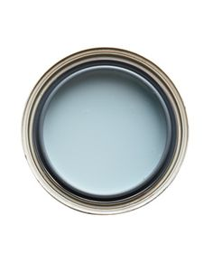 """I <3 this color. Best Blue for a Bathroom  Buxton Blue HC-149  """"A clean, fresh feeling with white tile and chrome,"""" says Michaels."""