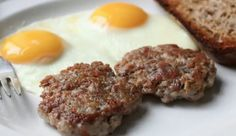 21 Day Fix Recipes - Breakfast Sausage - There's Always Time 4 Fitness