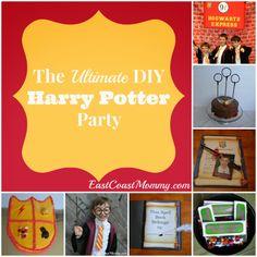 Harry Potter Party Ideas