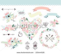 non floral wedding design - Google Search