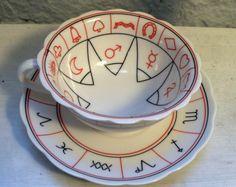 Zodiac Teacup