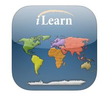 Technology Tailgate: Learn Continents and Oceans App and FREE Accountability Activity Sheets