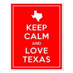 <3 Texas <3